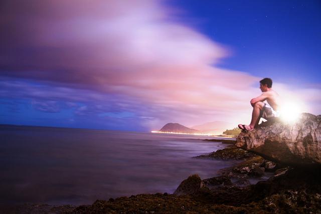 Solitude - A Self Portrait